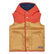 product-Patagonia Two-tone Recycled Polyester Down Jacket