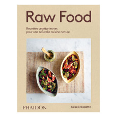 product-Phaidon Livre Raw Food - FR