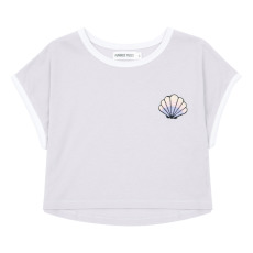 product-Hundred Pieces T-Shirt Court Coquillage Coton Bio