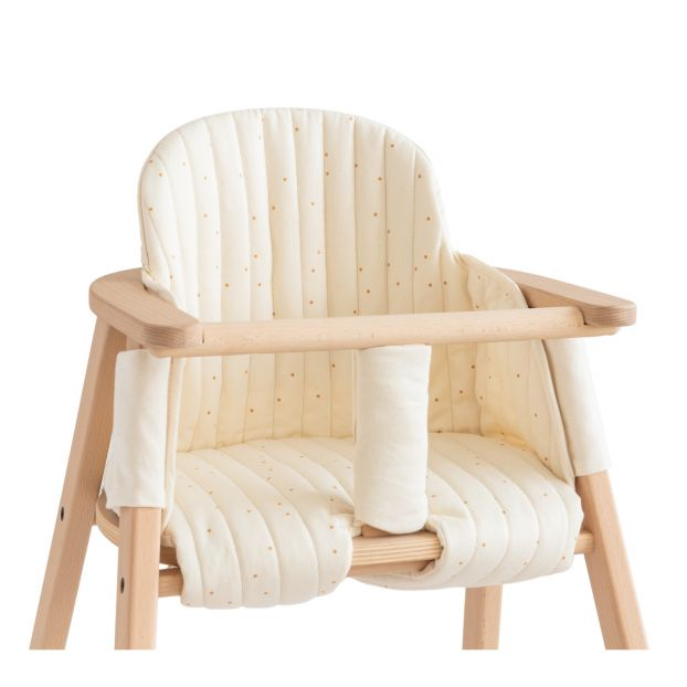 Cushion Cover For Growing Green High, High Chair Cushion For Wooden Chairs