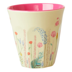 product-Rice Taza Summer flower