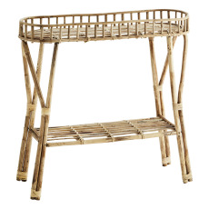 product-Madam Stoltz Bamboo Console Table