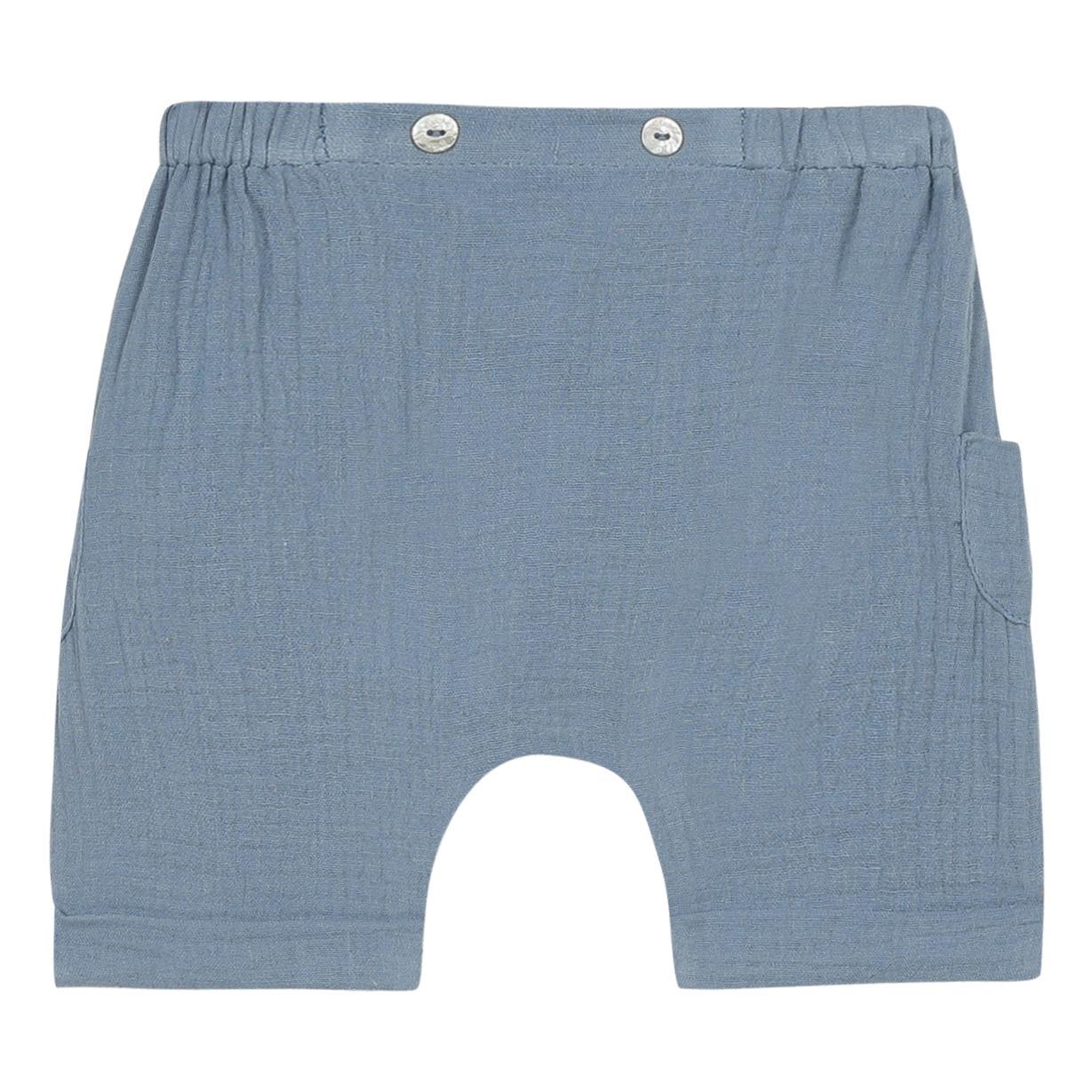 Short Coton Gaufré