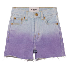 product-Finger in the nose Cherryl Dip Dye Shorts
