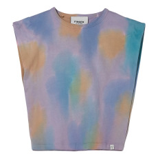 product-Finger in the nose Haley Tie-dye Tank Top