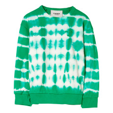 product-Finger in the nose Suéter Loose Wind Tie & Dye
