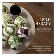 product-On The Wild Side Buch Wild Therapy, Rezepte und Hausheilmittel - FR
