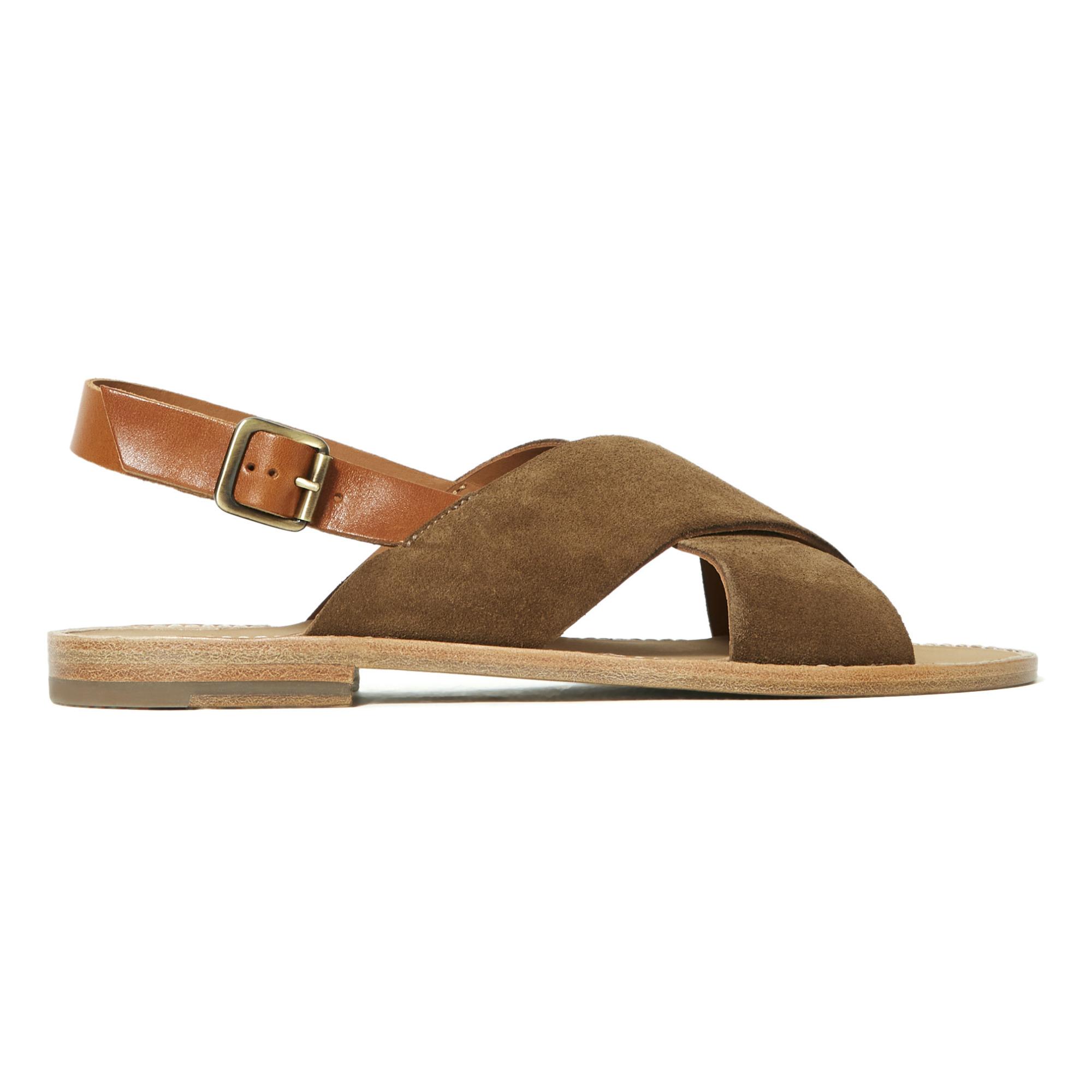 Sandales Birmanie Bi-matière