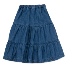 product-Bonton Céline Lightweight Denim Skirt