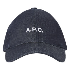 product-A.P.C. Gorra Charlie Denim