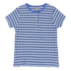 product-Emile et Ida Ribbed Striped T-Shirt