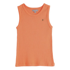 product-Emile et Ida Organic Cotton Ribbed Tank Top