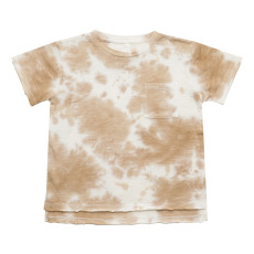 product-Rylee + Cru T-Shirt Edge Tie Dye