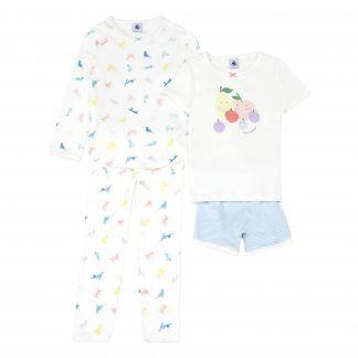 DolceTiger Pyjama B/éb/é Filles Gar/çons Combinaisons en Coton Grenouill/ères Bodys /à Manches Longues Cartoon Outfits