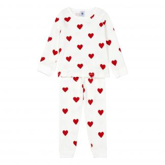 SYROSA Little Gar/çons Filles Elk Pyjama de No/ël pour Enfant 100/% Coton Rouge Taille 2 8 Ans