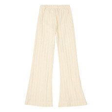 product-Longlivethequeen Organic Cotton Flared Velvet Trousers