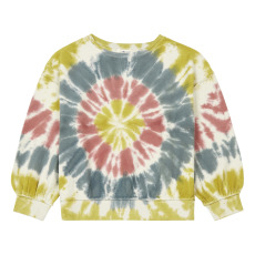 product-Longlivethequeen Sweat Coton Bio Tie and Dye