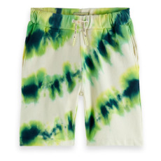 product-Scotch & Soda Short Tie & Dye algodón orgánico
