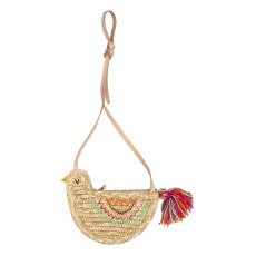 product-Meri Meri Wicker Bird Handbag