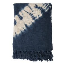 product-Bloomingville Tie-dye Throw