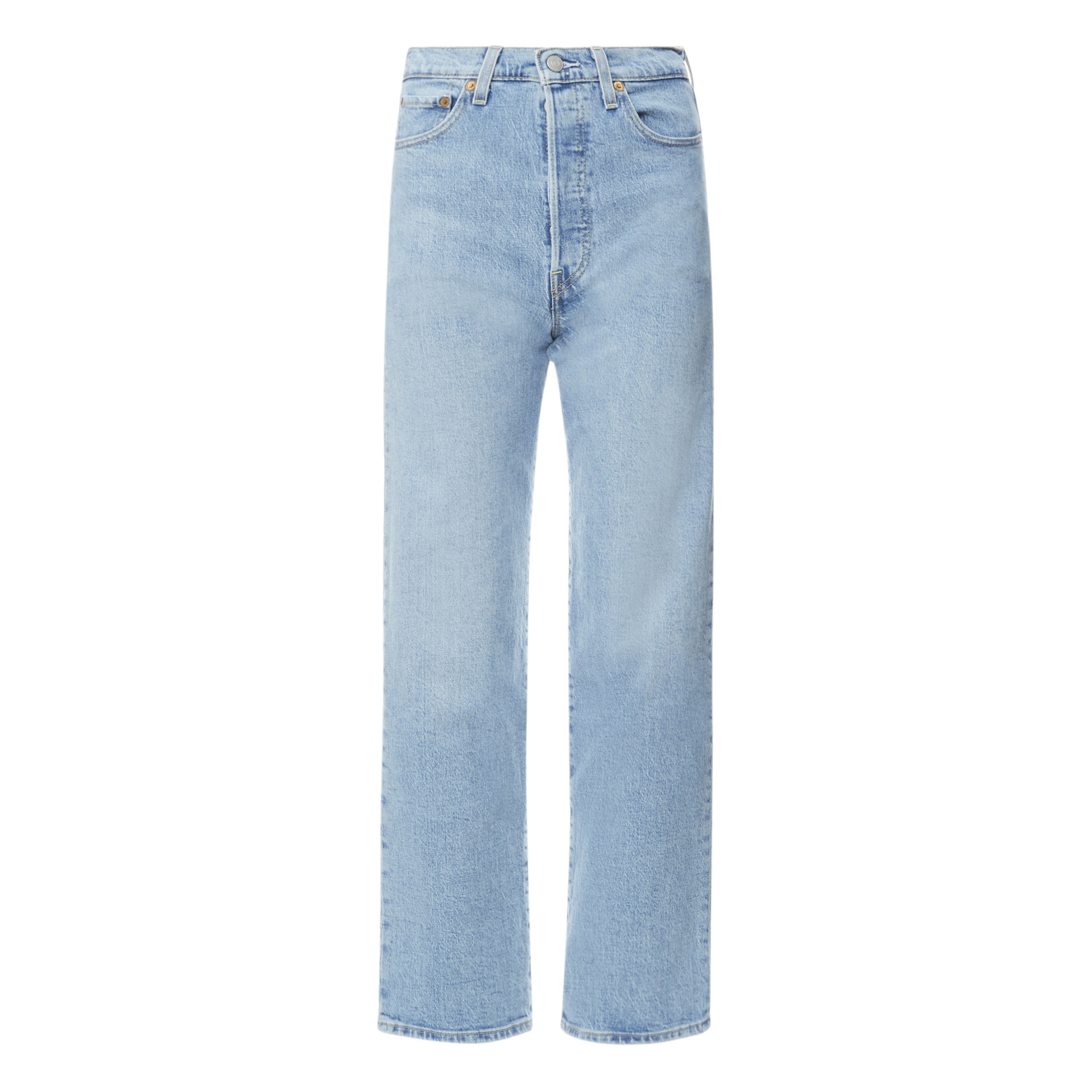 Jean Levi's Ribcage Straight Ankle
