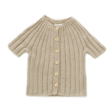 product-Oeuf NYC Everyday Ribbed Cardigan