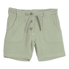 product-Emile et Ida Cotton Muslin Shorts