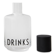 product-Design Letters Carafe