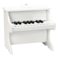 product-Vilac Piano with 18 Keys and Sheet Music