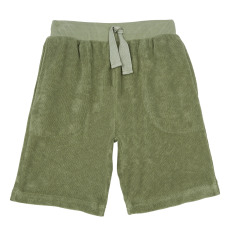 product-Emile et Ida Exclusive Emile et Ida x Smallable - Organic Cotton Terry Cloth Shorts