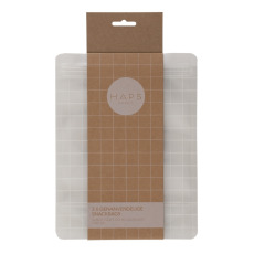 product-Haps Nordic Snack bag reutilizable 1000 ml - Set de 3