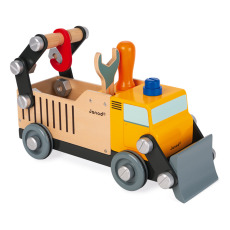 product-Janod Brico'kids Construction Truck