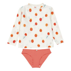 product-Bonpoint Cherry Rash Guard + Swimming Briefs