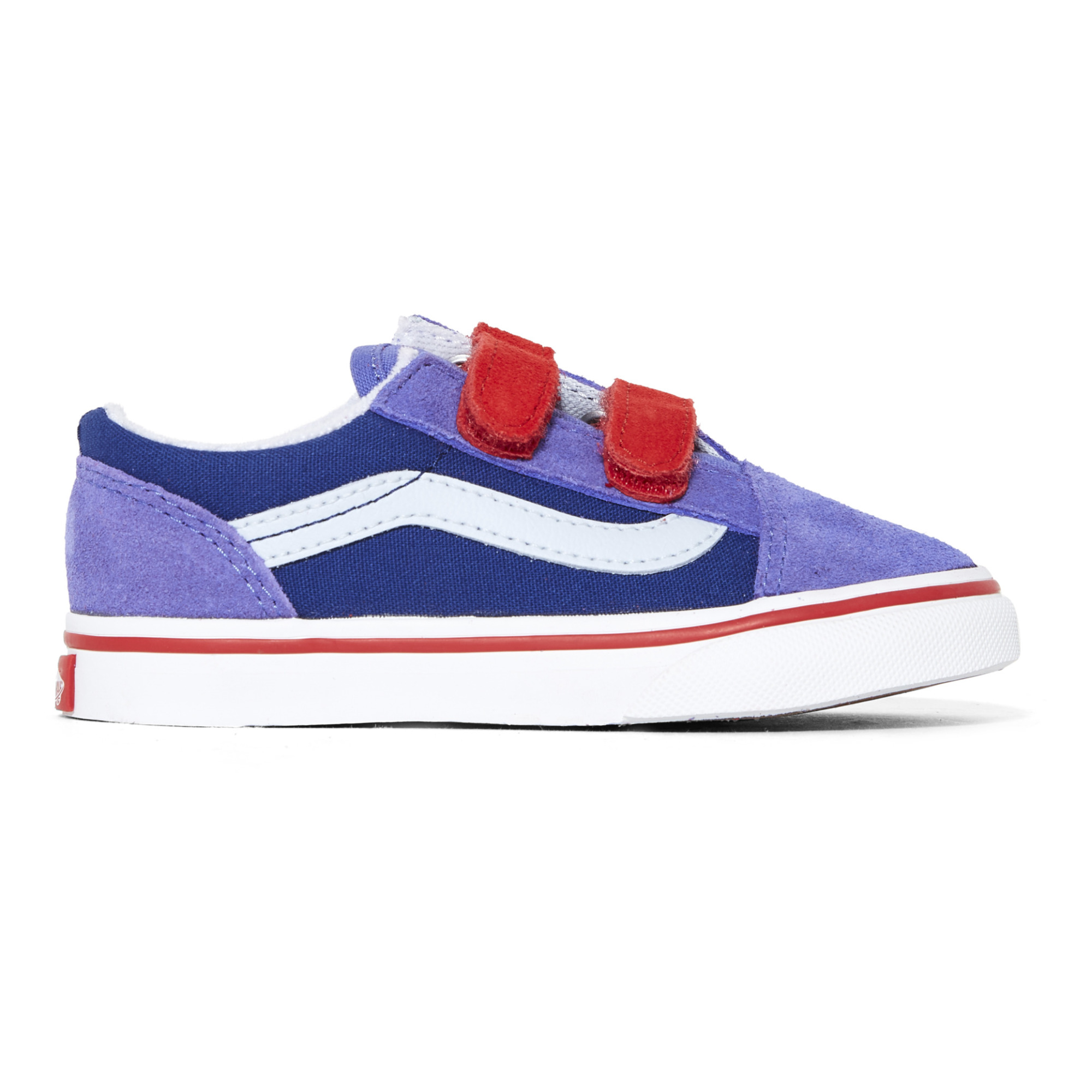 Old Skool Bicolour Trainers Blue Vans Shoes Teen , Baby ,
