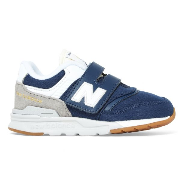 997 Velcro Trainers Navy blue New Balance Shoes Baby , Children