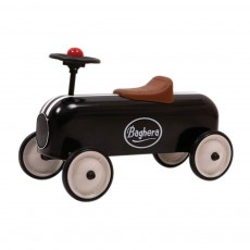 product-Baghera Ride-on Racer - Black