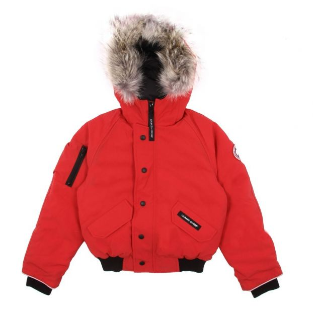 canada goose Down Jackets ROSSO