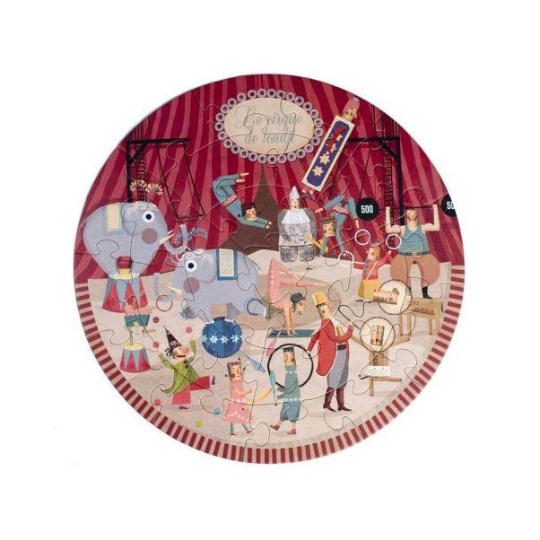 Resultado de imagen de puzzle circo londji