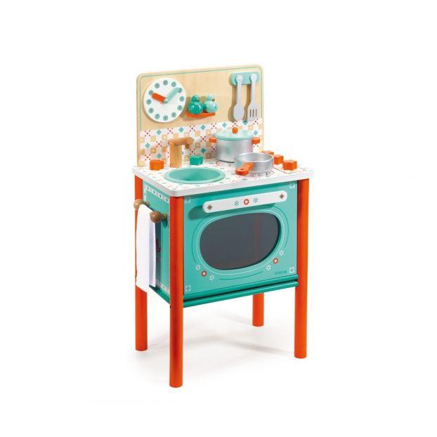 Leo S Cooker Djeco Toys And Hobbies Children