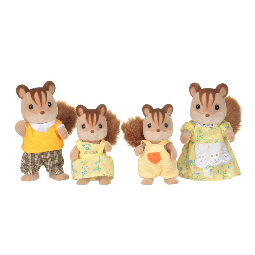 4a9f10e54ebe1f Red Squirrel Family Sylvanian Toys and Hobbies Children. «