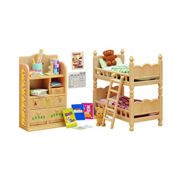 Kids Bedrooms Furniture Set Sylvanian Toys And Hobbies Children