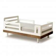 product-Oeuf NYC Classic Walnut Junior Bed