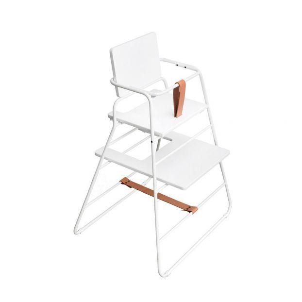 Haute Chaise Chaise Blanc Towerchair Towerchair Chaise Haute Blanc Yfv6gyb7