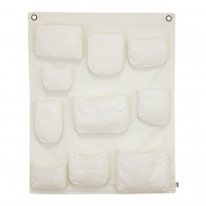 product-Numero 74 Wall tidy - white