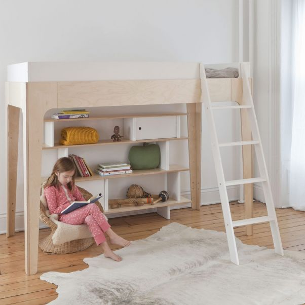 Perch Birch Bunkbed Oeuf Nyc Design Children