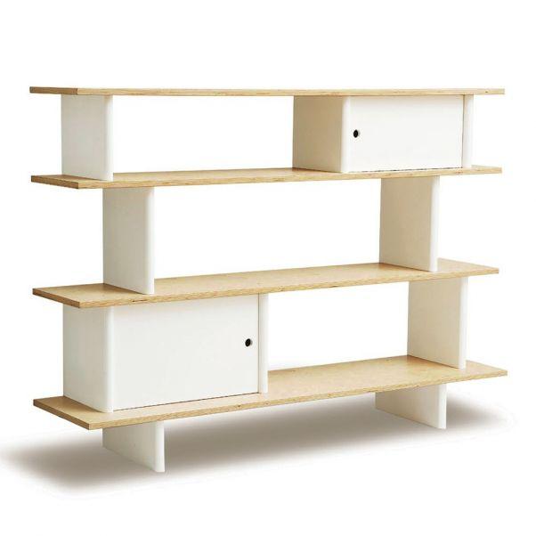 Mini Birch Bookshelf Product