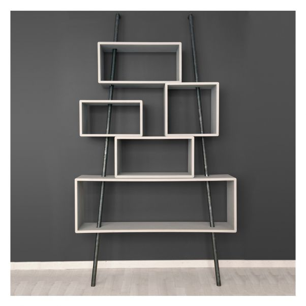 La Folie Bookshelf Light Grey Product