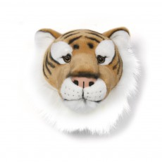 product-Wild & Soft Tiger Wall Mount soft toy
