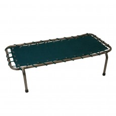 product-Numero 74 Child's camp bed - Petrol Blue