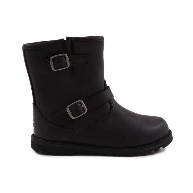 72609d96f6f2 Boots Harwell Noir Ugg Chaussure Adolescent
